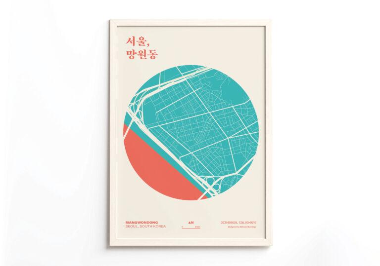 서울, 망원동