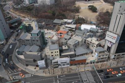 서울시 '돈의문박물관마을' 근현대 100년 살아있는 참여형 공간 새단장