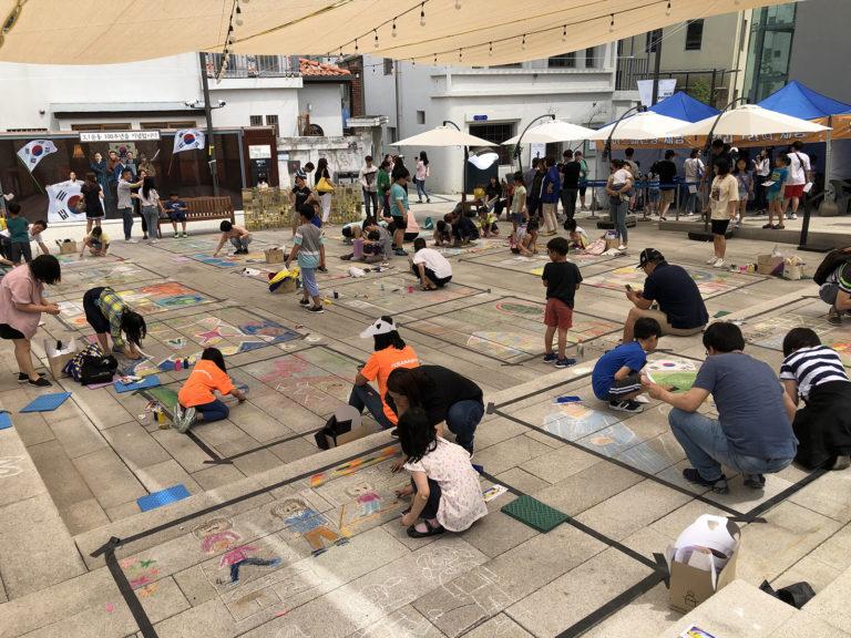돈의문박물관마을 새 단장 100일, 살아있는 문화공간으로 탈바꿈