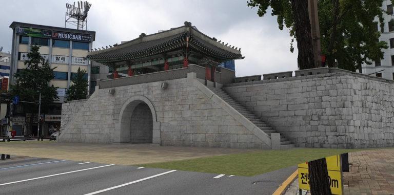 서울시, 일제 철거 '돈의문' AR‧VR로 104년 만에 복원…8.20 시민공개