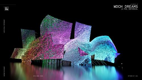 서울시, DDP 외벽에 빛‧영상 '겨울 빛 축제'… 야간 관광콘텐츠로