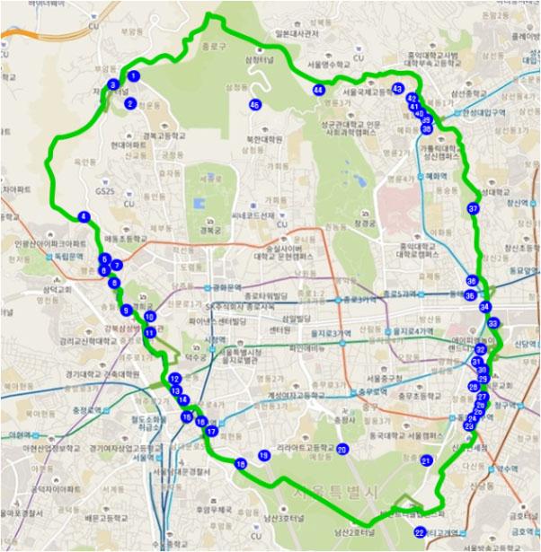 서울시, 녹색교통지역 정책 시행 1년만에…5등급 차량 통행 줄고 뿌연하늘 걷히다