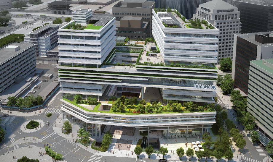 서울시, 종로소방서 자리에 신축 `소방합동청사` 설계공모 당선작 발표