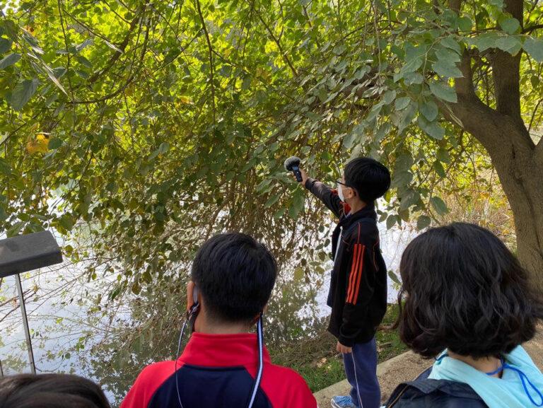 깊어가는 가을, 한강공원 생태프로그램으로 지친 마음 달래요