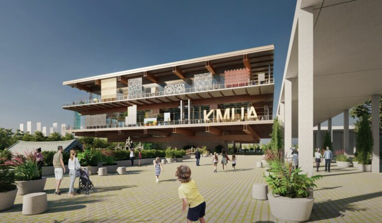 국립도시건축박물관 국제설계공모 당선작 발표