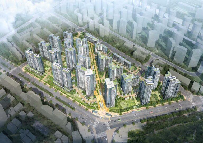 `잠실진주아파트 재건축정비사업` 특별건축구역으로 건축심의 통과